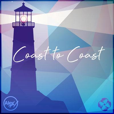 آلبوم Coast to Coast آهنگ های ریتمیک و ملودیک از Alex H