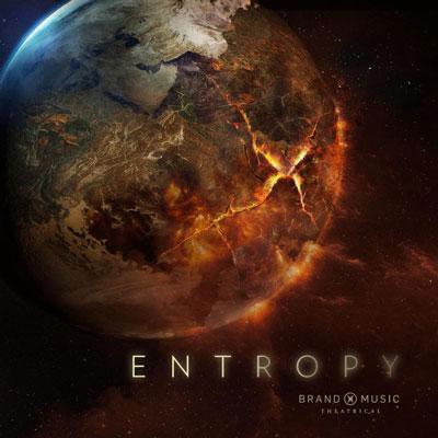 دانلود آلبوم « انتروپی » موسیقی حماسی زیبایی از گروه Brand X Music