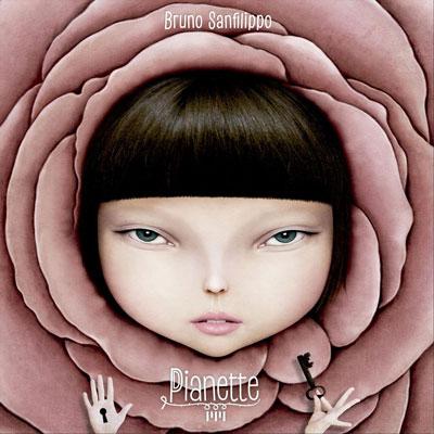 آلبوم موسیقی Pianette پیانو امبینت زیبا و آرامش بخش از Bruno Sanfilippo