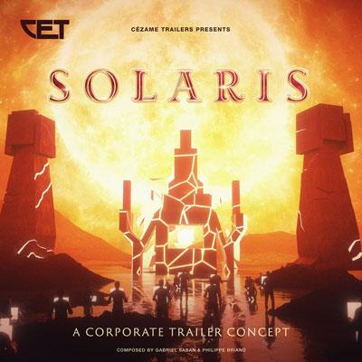 آلبوم Solaris موسیقی تریلر حماسی ، باشکوه و امیدبخش از Cezame Trailers