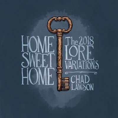 آلبوم Home Sweet Home The 2018 Lore Variations پیانو کلاسیکال آرامش بخش از Chad Lawson
