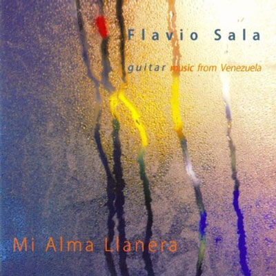 گیتار کلاسیک زیبای فلاویو سالا در آلبوم « روح من یانرا »