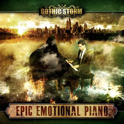 ملودی های درام و تاثیر گذار گروه گوتیک استورم در آلبوم « پیانو حماسی احساسی »