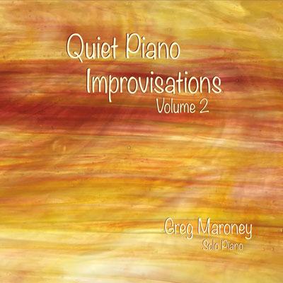 « بداهه نوازی آرام پیانو بخش دوم » مجموعه ایی آرامش بخش از گریگ مارونی