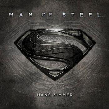 """موسیقی متن فیلم """" مرد فولادی """" اثری از هانس زیمر (نسخهی دلوکس)"""