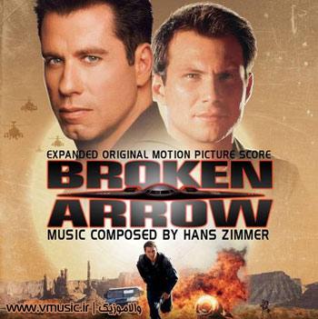 """موسیقی متن بسیار زیبایی از فیلم """"تیر شکسته"""" کاری از هانس زیمر"""