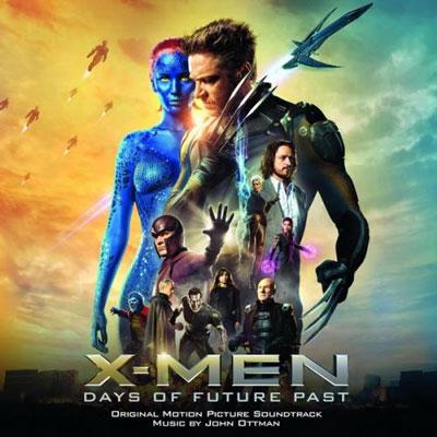 موزیک فیلم مردان ایکس : روزهای آینده گذشته کاری از جان اوتمن