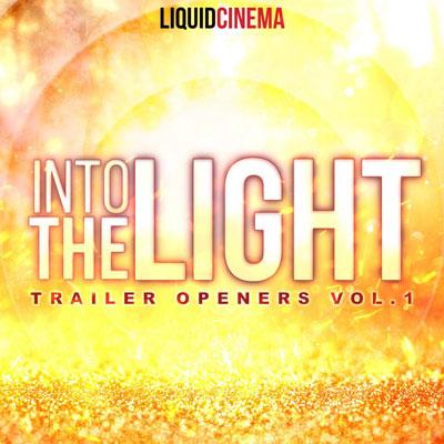 آلبوم Into The Light - Trailer Openers Vol 1 موسیقی تریلر باشکوه و دراماتیک