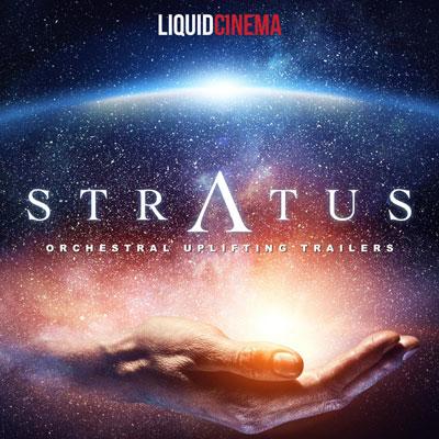 آلبوم Stratus تریلرهای حماسی باشکوه و امید بخش از Liquid Cinema