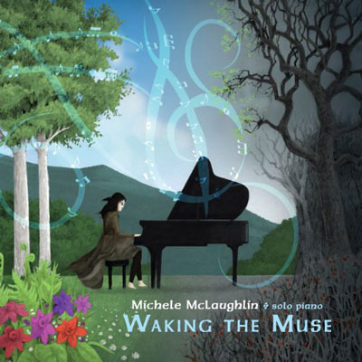 تجلی الهه شعر و موسیقی در پیانو زیبا و آرامش بخش میشل مک لافلین