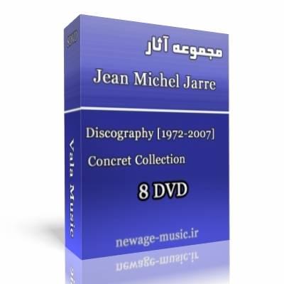 مجموعه آثار Jean Michel Jarre