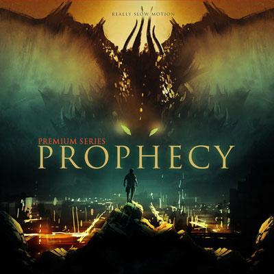 آلبوم موسیقی Premium Series Prophecy اثری حماسی ارکسترال از گروه Really Slow Motion