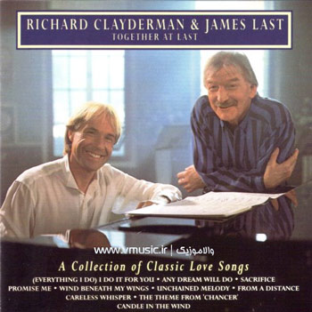 """آهنگ """"قربانی"""" با اجرای بسيار زيبای جيمز لست و ريچارد كلايدرمن"""
