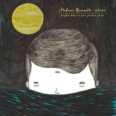 « تنها » موسیقی شب برای تکنوازی پیانو از استفانو گوزتی