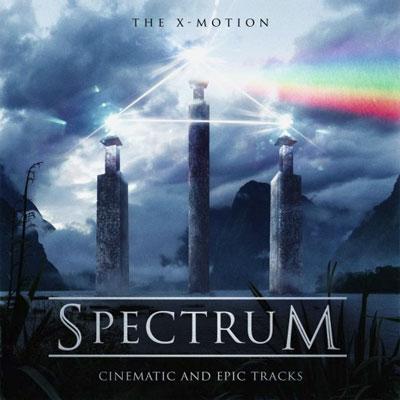 « اسپکتروم » ملودی های سینماتیک و حماسی از گروه The X Motion