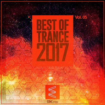 Best Of Trance Vol. 05 ، آلبوم موسیقی الکترونیک پر انرژی از لیبل EDM Comps