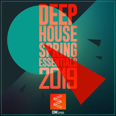 آلبوم Deep House Spring Essentials 2019 موسیقی الکترونیک پرانرژی و ریتمیک
