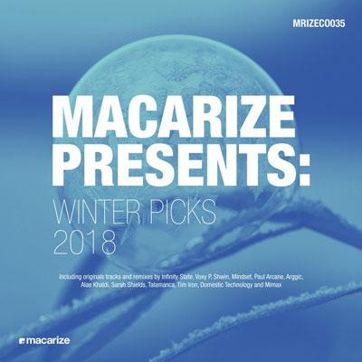 Macarize Winter Picks ، موسیقی الکترونیک ریتمیک و انرژیک از لیبل Macarize Records
