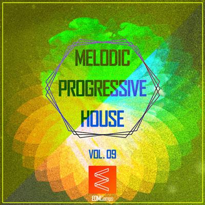 « Melodic Progressive House Vol. 09 » ملودی ریتمیک و انرژی بخش از لیبل EDM Comps